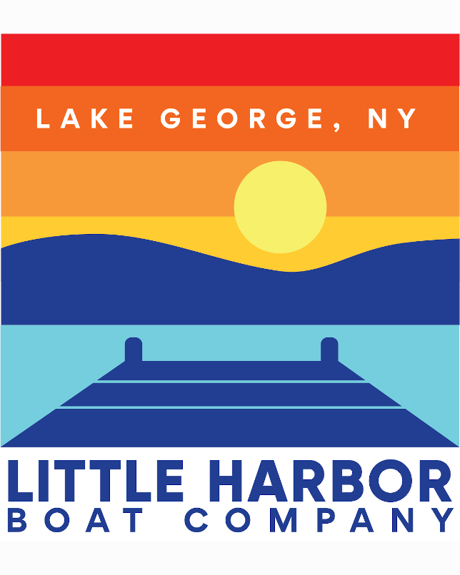 Logo for Little Harbor Boat Rentals in Lake George, NY